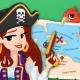 Приключения девушки пирата Карибского Моря