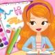 Укрась свой первый дневник