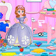 Уборка с принцессой Софией в комнате