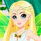 Спа и одевалка для феи принцессы