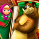 Маша и медведь - Маша доктор для Медведя
