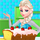 Готовим фунтовый кекс вместе с Эльзой