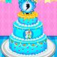 Укрась торт на день рождения принцессы Анны