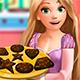 Готовим шоколад с Рапунцель
