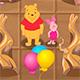 Винни Пух и Пятачок - путь до шариков