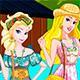 Дисней Принцессы и богемный стиль одежды
