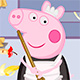 Уборка в комнате со Свинкой Пепой